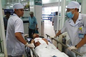 Hải Phòng: Vỡ lồng ngực, mất bàn tay do bình gas mini phát nổ