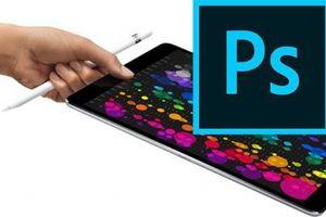 Phiên bản Photoshop đầy đủ chuẩn bị được ra mắt trên iPad