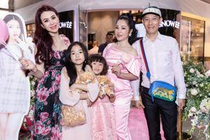 Danh hài Thúy Nga đọ sắc cùng Hoa hậu Mỹ Vân tại Sài Thành