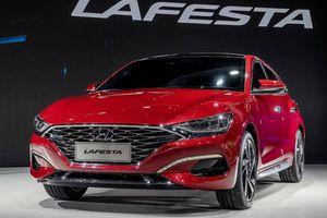 Xem trước Hyundai Lafesta sắp ra mắt, đối đầu Honda Civic