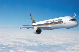 Singapore Airlines là hãng hàng không tốt nhất thế giới