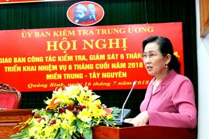 Chuyển biến tích cực trong công tác kiểm tra, giám sát và thi hành kỷ luật Đảng tại miền Trung - Tây Nguyên