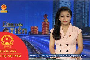 BẢN TIN DÒNG CHẢY CỦA TIỀN TRƯA NGÀY 19/07/2018