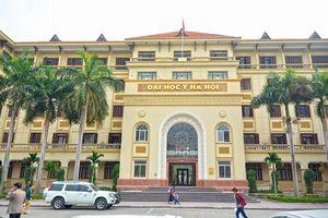 Đại học Y Hà Nội công bố điểm sàn xét tuyển năm 2018