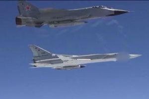 Sự thực Tu-22M3 đã thử nghiệm Kh-47M2 Kinzhal cùng MiG-31