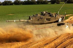 Israel khiến tăng T-14 mất ngôi đầu