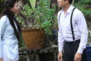 Vợ chồng Lương Thế Thành – Thúy Diễm làm cặp đôi oan trái trên phim
