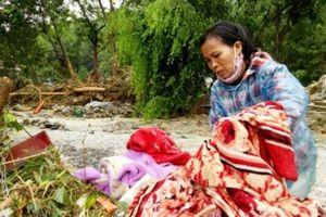Thanh Hóa: Tang thương sau cơn lũ quét 4 người chết, mất tích