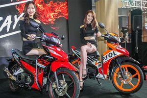 Xe máy Honda Dash 2018 giá 34 triệu đồng tại Malaysia