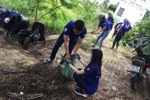 Tuổi trẻ dấn thân trong mùa tình nguyện