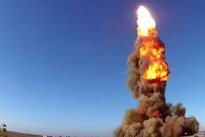 Nga tuyên bố thử thành công tên lửa phòng không bảo vệ Moscow