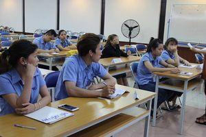 Tạo điều kiện cho công nhân nâng cao tay nghề