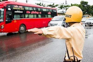 Kiên quyết xử lý xe khách vi phạm, đảm bảo giao thông thông suốt cửa ngõ phía Nam Thủ đô