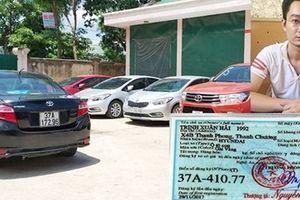 Lừa bán, cầm cố 12 xe ô tô trị giá hơn 10 tỷ đồng