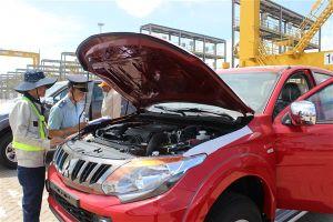 Thu thuế hơn 700 ô tô sang gần bằng 6.000 xe nhập khẩu từ ASEAN