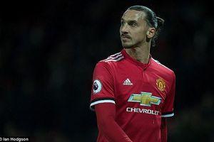 Ngôi sao Ibrahimovic đồng ý thi đấu không lương cho M.U