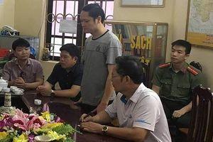 Bắt giam Phó phòng Khảo thí Hà Giang Vũ Trọng Lương