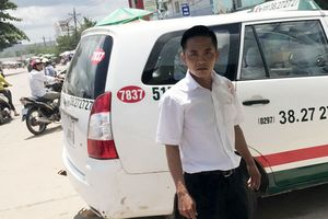 Tài xế taxi ở Phú Quốc xin lỗi hành khách bị đánh