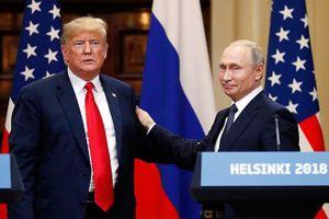Tổng thống Putin cảnh báo nhiều thế lực phá hỏng quan hệ Nga - Mỹ