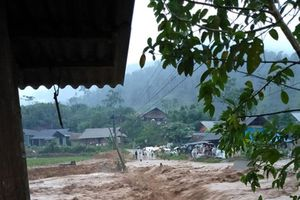 Yên Bái: 24 người chết, mất tích do mưa lũ