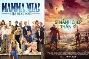Chờ 10 năm để lại được đắm chìm trong không khí lãng mạn của 'Mama Mia: Yêu Lần Nữa'