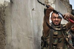 Khủng bố đầu hàng quân đội Syria tại pháo đài chiến lược ở Dara'a