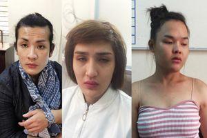 'Bộ tam' hotgirl chuyển giới 'giăng mồi' khách nước ngoài để trộm cắp