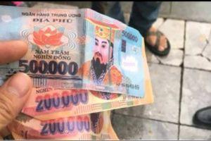 Thông tin bất ngờ vụ khách tây tố bị trả lại 900.000 đồng tiền âm phủ