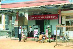 Vụ xăng rò rỉ thẩm thấu xuống giếng nước ở Bình Phước: Nhiều hộ dân vẫn bức xúc