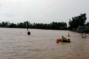 Rủ nhau đi câu cá sau bão, 1 học sinh lớp 4 bị tử vong