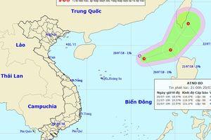 Xuất hiện đợt áp thấp mới, Nghệ An sẽ tiếp tục có mưa