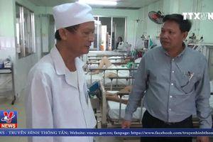 Bình Thuận hỗ trợ các nạn nhân trong vụ tai nạn xe khách