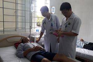Hà Tĩnh: Ăn phải nấm độc, 4 người trong gia đình phải nhập viện cấp cứu