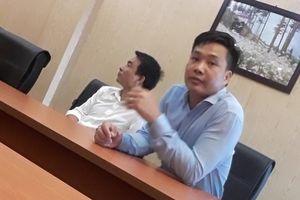 Người dọa cắt gân 2 phóng viên tại Hà Nội có dấu hiệu phạm 2 tội danh