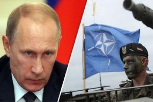 Ông Putin lên án 'động thái hiếu chiến' của NATO, cảnh báo sẽ đáp trả thích đáng