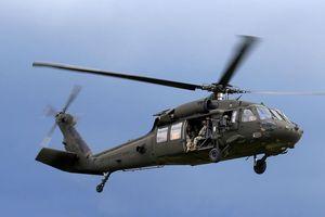 Trực thăng Mỹ thổi sập lều, 22 binh sĩ bị thương