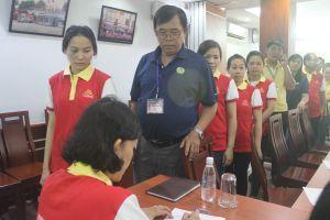 Thành phố Hồ Chí Minh: VISSAN hưởng ứng chiến dịch 'Triệu chữ kí vì an toàn thực phẩm' Nhằm lan tỏa thông điệp hành động vì an toàn thực phẩm đến toàn thể cán bộ công nhân viên, chiều ngày 20/72018 Công ty cổ phần Việt Nam Kỹ nghệ Súc sản - VISSAN phối hợ
