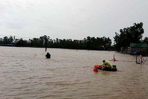 Đi bắt cá sau mưa bão, 1 học sinh lớp 4 bị tử vong