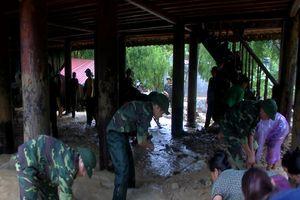 Nỗ lực tìm kiếm các nạn nhân vụ sạt lở đất