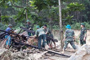 Tiếp tục hỗ trợ các nạn nhân vụ lũ quét ở Lang Chánh