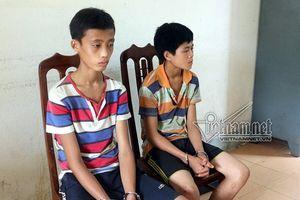 Vợ chồng chủ tiệm tạp hóa ở Hà Giang bị 2 thiếu niên chém thương vong