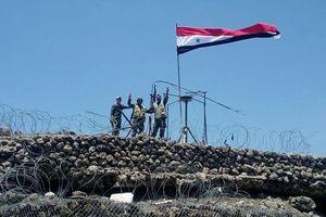 Syria khôi phục quyền kiểm soát tại khu vực gần Cao nguyên Golan