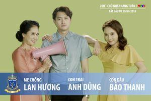 NSND Lan Hương, Bảo Thanh, Anh Dũng tái xuất trong 'Học viện mẹ chồng'