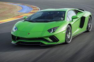 Lamborghini sẽ trang bị động cơ hybrid trong tương lai