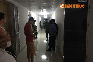 Ảnh hiện trường nghi án mẹ thắt cổ con và cháu ở Hà Nội