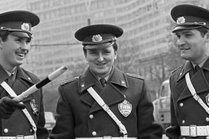 Bất ngờ diện mạo của Cảnh sát Nga 300 năm trước