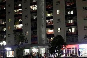 Kinh hoàng người phụ nữ thắt cổ 2 cháu bé trong căn hộ chung cư