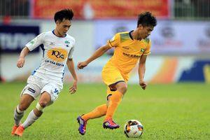 SLNA tái lập kỷ lục V-League ở trận đấu có 10 cầu thủ U23 Việt Nam?
