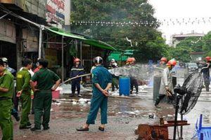 Cháy lớn ở quán lẩu, nữ nhân viên trẻ tuổi tử vong