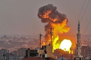 Quân đội Israel không kích dồn dập Hamas, đáp trả vụ binh sĩ tử nạn